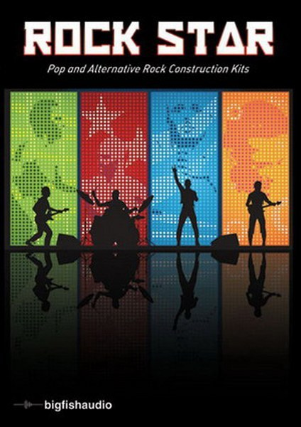 Big Fish Audio Rock Star MULTIFORMAT DVDR-DYNAMiCS